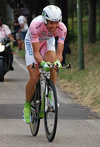 Giro de Italia 2010-Etapa 21-Ivan Basso.jpg