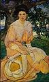 Giséle, by Elizabeth Shippen Green, 1908.jpg