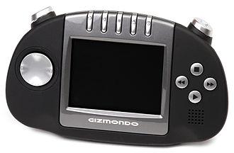 Gizmondo - Image: Gizmondo