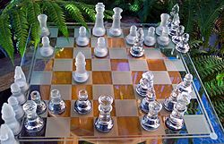 meaning of chessboard