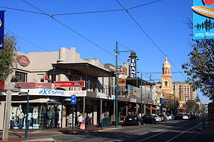 Glenelg, South Australia - Jetty Road, Glenelg