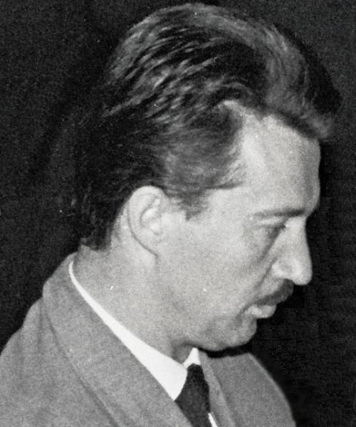 Gligoric 1961 Oberhausen