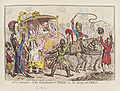 Glorious reception of the Ambassador of Peace, on his entry into Paris - ' (James Harris, 1st Earl of Malmesbury) by James Gillray.jpg