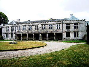 Godolphin Estate - Godolphin House