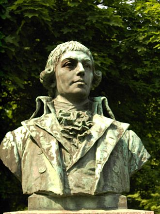 Gottfried August Bürger - Gottfried August Bürger