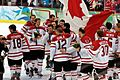 Gold Medalists, Team Canada (4400857316).jpg