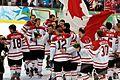 Gold Medalists, Team Canada (4400857316).jpg