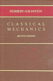 Classical Mechanics (Goldstein book) - Wikipedia