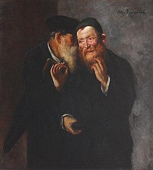 Octav Băncilă - Image: Good Deal by Octav Băncilă 1899
