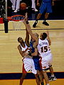 Gortat Wright Biedrins Magic v Warriors 2008.jpg