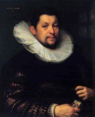 Gortzius Geldorp - Portrait of a man