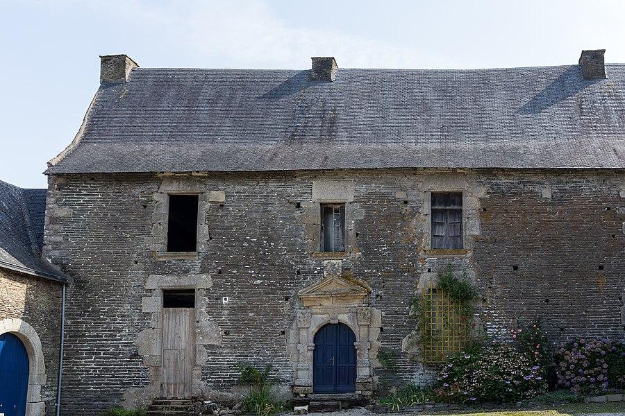 Manoir de la Cour à Gourhel.