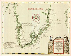 Gronlands Historie Wikipedia Den Frie Encyklopaedi