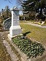 Grabstein Maria Christiane Püttmann Burgfriedhof Warburg 1876 01.jpg