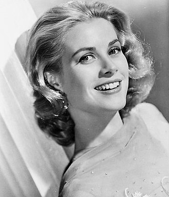 Grace Kelly - Kelly in 1956
