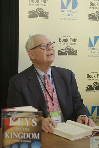 Bob Graham - Bob Graham signing books at the Miami Book Fair International 2011.