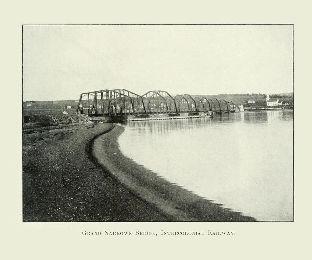 156b5e1af97f8 Grand Narrows Bridge - Wikipedia