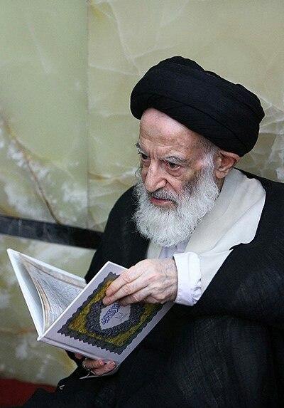 Grand Ayatollah Mousa Zanjani 5 (cropped)