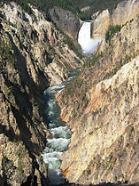Grand Canyon of the Yellowstone-Wyoming-USA.JPG