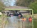 Grand Union Canal near Newton Harcourt - geograph.org.uk - 401602.jpg