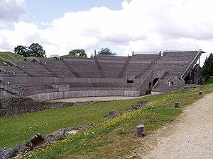 Grand, Vosges - Amphitheater