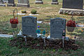 Grave adornment 02 - Glenwood Cemetery - 2014-09-19.jpg