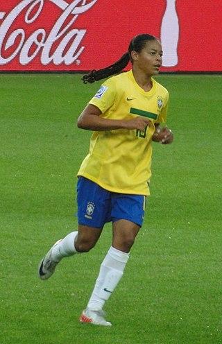 Grazielle Brazilian association football player