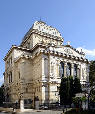 Great Synagogue of Rome - Image: Great Synagogue of Rome