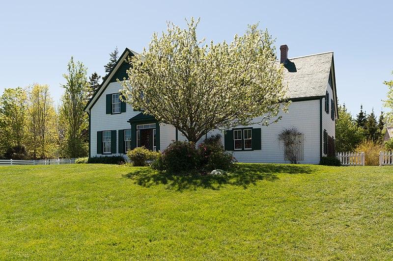 File:Green Gables House backyard.jpg