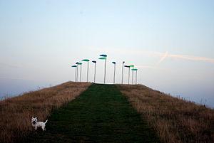 Diane Maclean - Green Wind, Ipswich