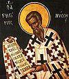 Nüsszai Szent Gergely