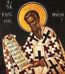Gregorius, Nyssenus