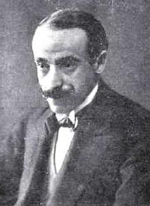 Gregorio Martínez Sierra - Martínez Sierra around 1910