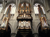Grenzing Organ in the St. Michael and Gudula Cathedral Brussels.jpg