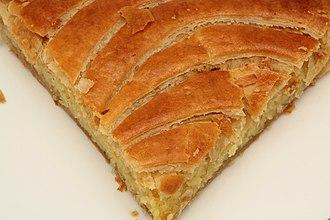 Frangipane - French galette des rois (Kings' cake)