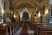 Gryfów Śląski Kościół Św. Jadwigi Wnętrze (1).JPG