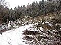 Gt Berry Quarry near Mierystock Tunnel - Feb 2012 - panoramio.jpg