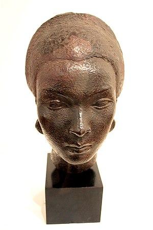 Dora Gordine - Guadaloupe Head by Dora Gordine, 1928, Tate