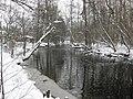 Gudö å, 2010-02-13, Gudöbroleden bridge.jpg