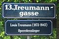 GuentherZ 2013-06-08 0335 Wien13 Strassentafel Treumanngasse.JPG