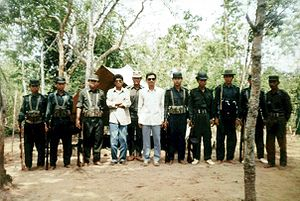 Chittagong Hill Tracts conflict - Shanti Bahini insurgents (5 May 1994)