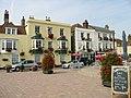 Guest house and restaurant on Beach Street - geograph.org.uk - 967176.jpg