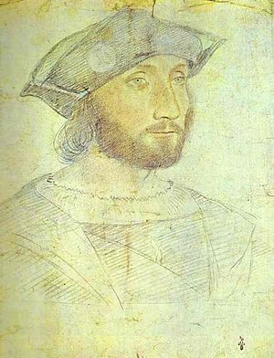 1525 in France -  Guillaume Gouffier, seigneur de Bonnivet