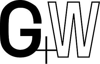 Gulf and Western Industries - Image: Gulf+Western G+W logo