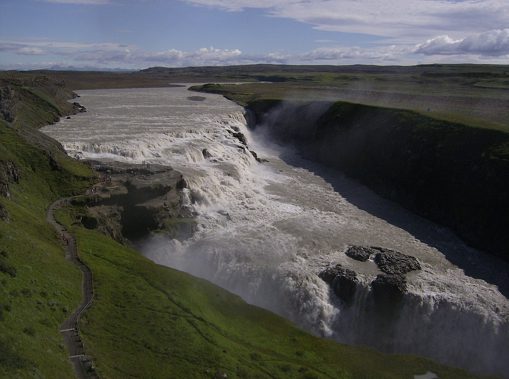 Download this File Gullfoss picture