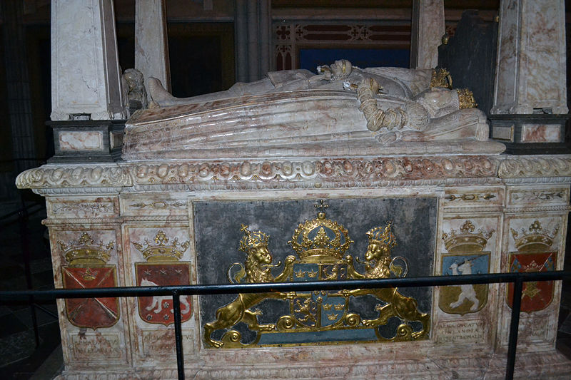 File:Gustav Vasa tomb.jpg