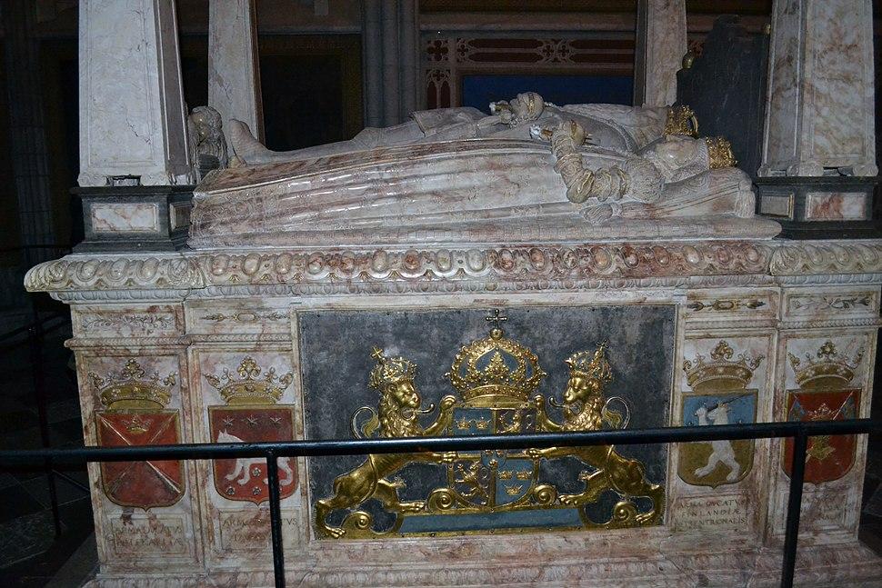 Gustav Vasa tomb