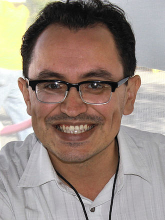 Ask a Mexican - Gustavo Arellano at the 2012 Texas Book Festival.