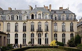 hôtel particulier in Rennes