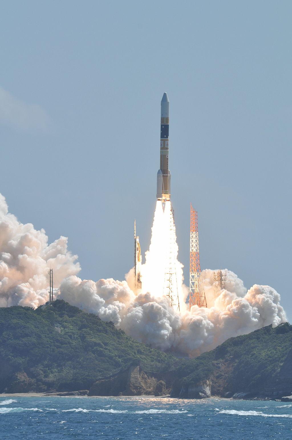 Cohete H-II A Japon